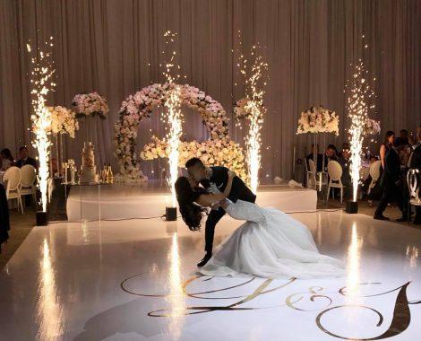 Indoor-Wedding-Fireworks-Babylon-Decor